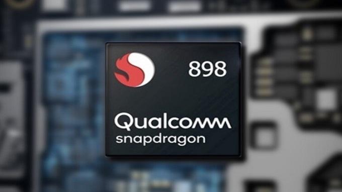 Thiết bị sẽ được trang bị chipset Snadragon 898