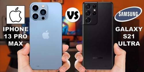 So sánh iPhone 13 Pro Max và Galaxy S21 Ultra: Cuộc đối đầu giữa 2 chúa tể và cái kết
