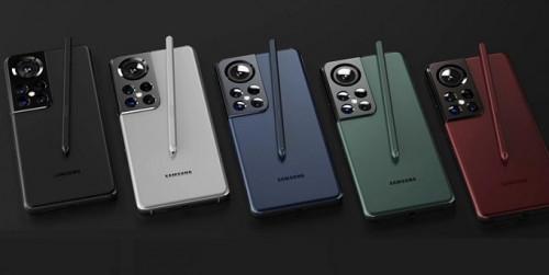 Sơ đồ thiết kế Galaxy S22 series được tiết lộ: Màn hình không viền, tích hợp bút Spen