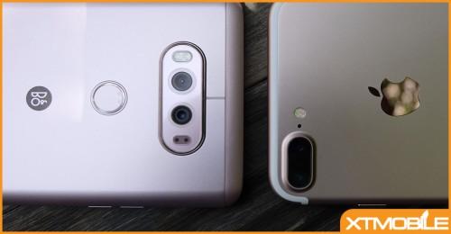 IPHONE 7 PLUS và LG V20 - AI SẼ LÀ HOA HẬU KÉP?
