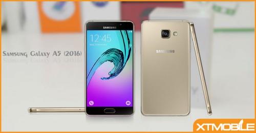 Samsung Galaxy A5 (2016) nhận bản cập nhật về các lỗi bảo mật tháng 10
