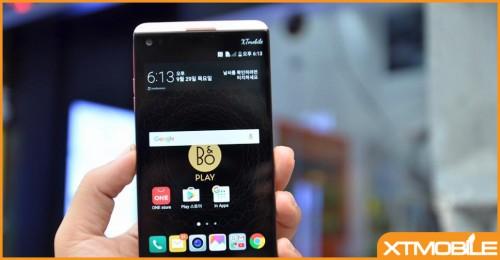 Khám phá những thủ thuật trên LG V20: Nhiều trải nghiệm cực kỳ đáng giá