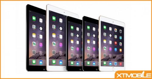 Apple cho biết sẽ ra mắt ba chiếc iPad mới vào tháng ba năm 2017