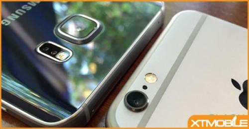 Galaxy Note 5 và iPhone 6s Plus: Cuộc đấu không hồi kết của Android và iOS