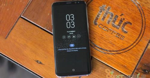05 giải pháp giúp tăng tốc Galaxy S8 sau 1 thời gian sử dụng
