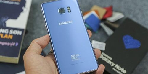 Có nên mua Galaxy Note FE cũ xách tay Hàn Quốc giá 8 triệu