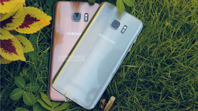 Galaxy S7 Edge cũ Nhật Bản