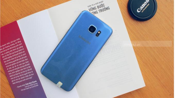 Galaxy S7 Edge Mỹ cũ thiết bị được đánh giá cao trong giới công nghệ