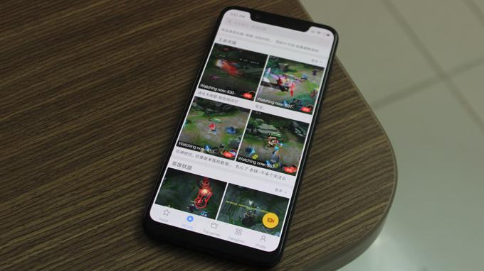 Xiaomi Mi 8 8GB RAM có thể chiến bất kỳ tựa game nặng nào một cách mượt mà