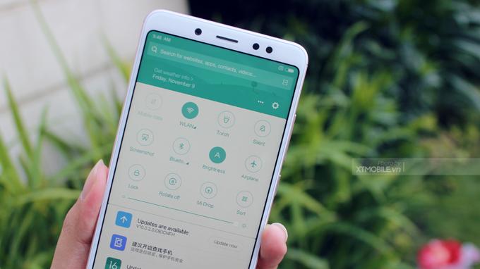 Note 5 Pro sở hữu cấu hình vô cùng mạnh mẽ