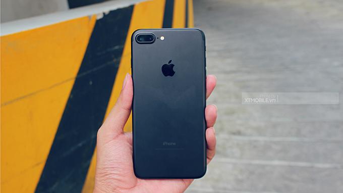 iPhone 7 Plus 32GB Quốc Tế cũ có thiết kế nguyên khối