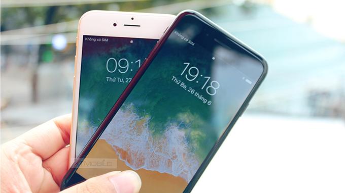 iPhone 7 và iPhone 7 Plus được ra mắt từ tháng 9 năm 2016