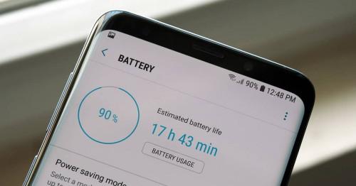 Cách tiết kiệm pin trên Galaxy S9 Plus hiệu quả