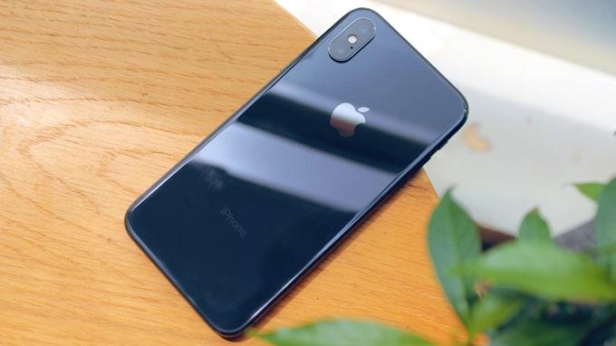 Thu cũ đổi mới lên đời iPhone X