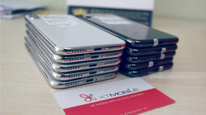 Thu cũ lên đời iPhone X tiết kiệm hơn 12 triệu