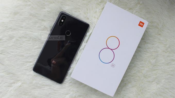 Xiaomi Mi 8 SE ( 6GB/ 64GB) - smartphone chưa đến 7 triệu với nhiều tính năng cao cấp