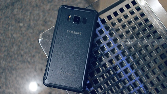 Camera trên Galaxy S8 Active tương tự Galaxy S8
