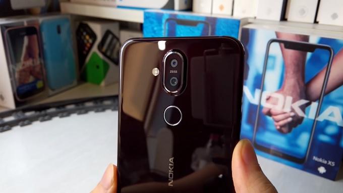 Camera Zeiss được yêu thích trên Nokia X7