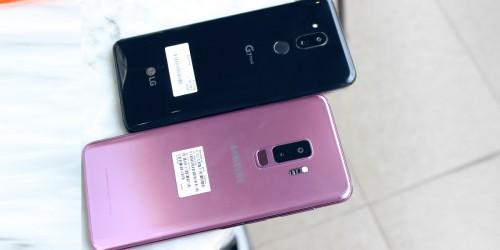 So sánh LG G7 ThinQ và Galaxy S9 Plus: Nỗ lực tìm lại mình của LG