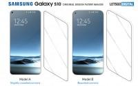 Thiết kế Galaxy S10 sẽ hoàn toàn giết chết trào lưu tai thỏ