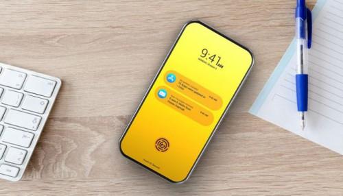 Xuất hiện concept iPhone Xr 2: Màn hình không viền, không tai thỏ