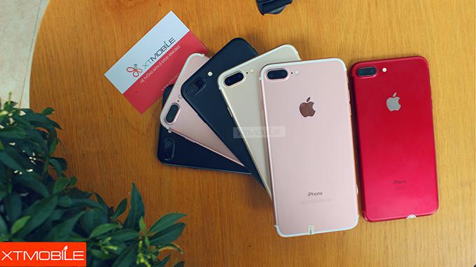 iPhone 7 Plus 128GB cũ nhưng chất lượng đảm bảo