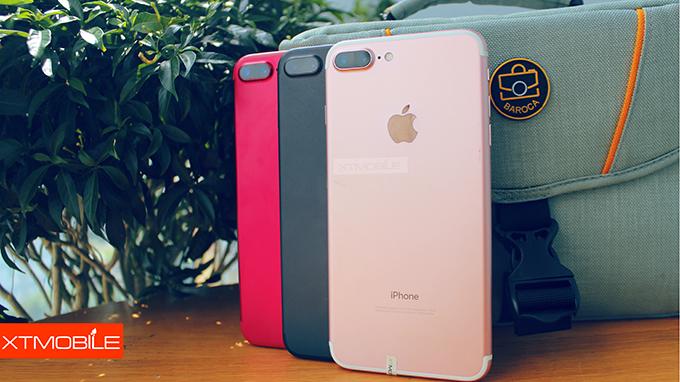 iPhone 7 128GB cũ có khả năng chống nước và bụi bẩn IP67