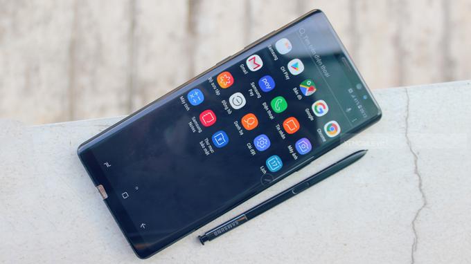 Samsung Galaxy Note 8 xách tay Mỹ là điện thoại cao cấp mang đến trải nghiệm tuyệt vời