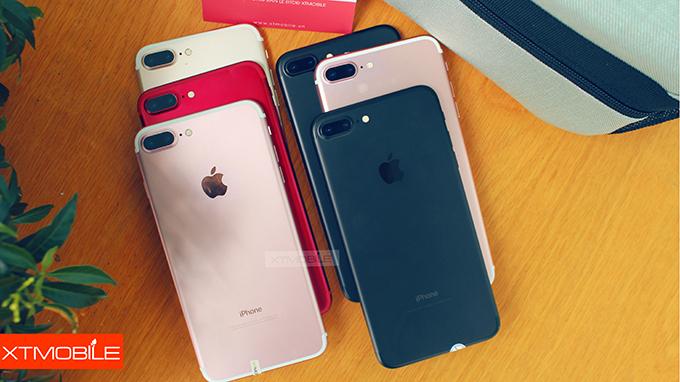 iPhone 7 Plus cũ 256GB có gì cho bạn?