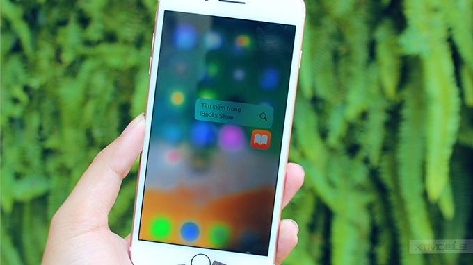 Trải nghiệm hệ điều hành iOS 12 tại iPhone 7 Plus 256GB cũ