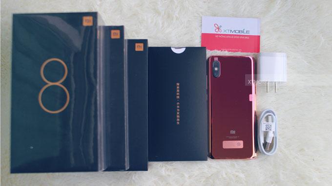 Xiaomi Mi 8 Lite 128GB sở hữu nhiều tính năng hiện đại