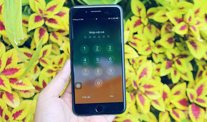 Trải nghiệm hệ điều hành iOS 12 trên iPhone 7 Plus CPO
