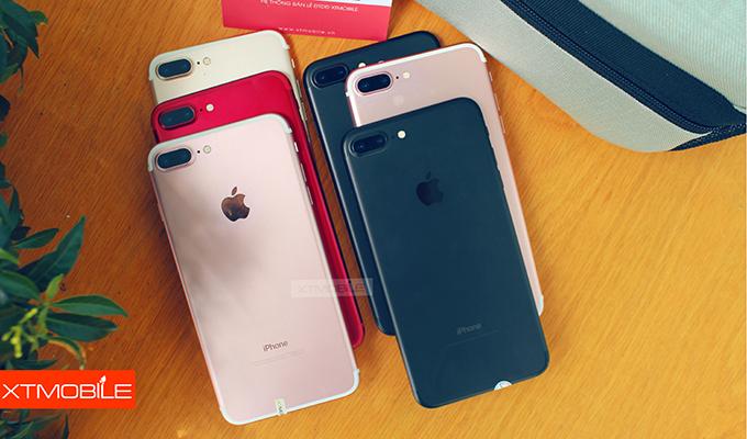 Có thể sử dụng iPhone 7 Plus CPO ở cường độ cao trong thời gian dài