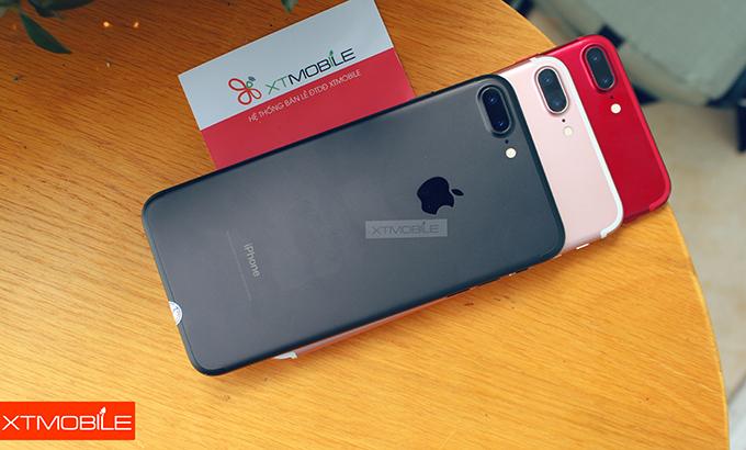 iPhone 7 Plus CPO có thiết kế nhôm nguyên khối cao cấp