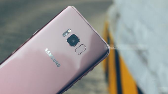 Camera Galaxy S8 Plus chính hãng được nâng cấp thêm nhiều tính năng cao cấp, hỗ trợ đắc lực việc chụp ảnh