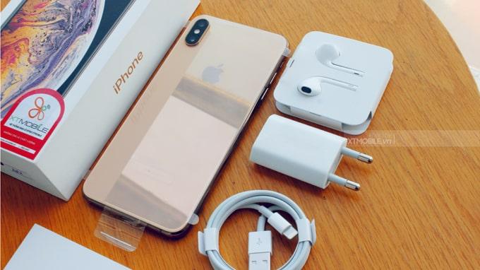 Thu cũ đổi mới iPhone Xs Max tiết kiệm đến 16 triệu