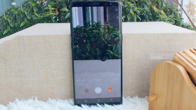 Camera Samsung Note 9 128GB hỗ trợ quay video 4K, chống rung quang học OIS...và hàng ngàn tính năng đặc biệt khác