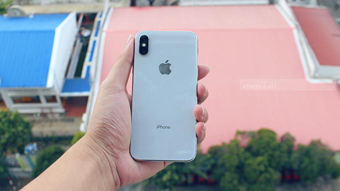 iPhone X 256GB CPO được trang bị công nghệ sặc pin nhanh và sạc pin không dây