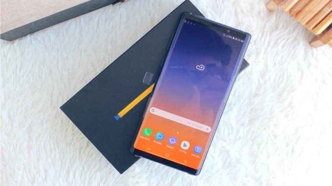 Galaxy Note 9 xách tay Mỹ là điện thoại rất đáng sở hữu trong năm 2018