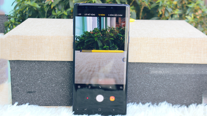 Camera Samsung Note 9 Mỹ hỗ trợ quay video 4K, chống rung quang học OIS...và hàng ngàn tính năng đặc biệt khác
