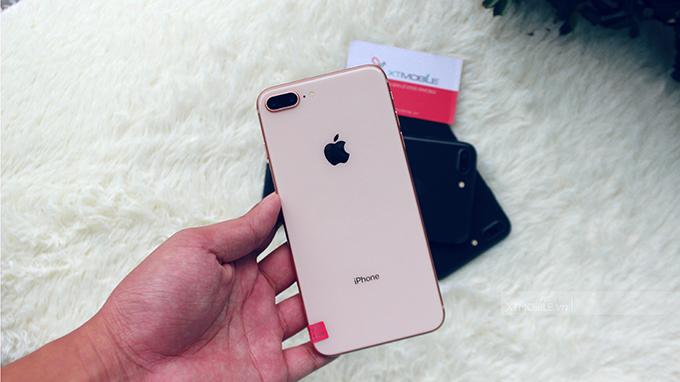 iPhone 8 Plus 64GB cũ sở hữu con chip mạnh mẽ