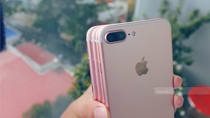 Camera iPhone 8 Plus 256GB luôn chụp ảnh đẹp với mọi góc độ