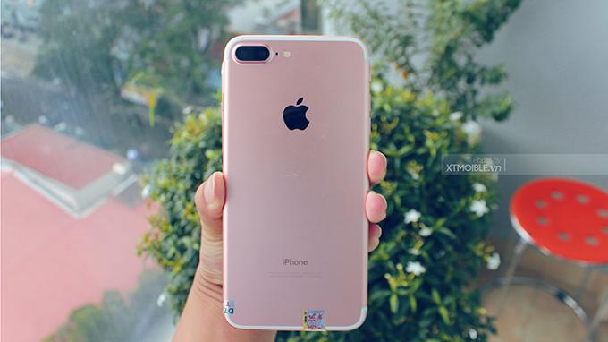 Bộ chịp A11 trên iPhone 8 Plus 256GB giúp nâng cao trải nghiệm AR