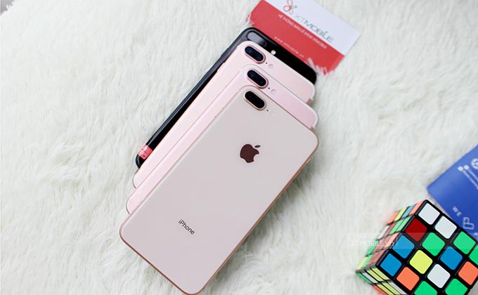 Bạn có thể trải nghiệm tính năng sạc không dây trên iPhone 8 Plus 64GB với AirPower