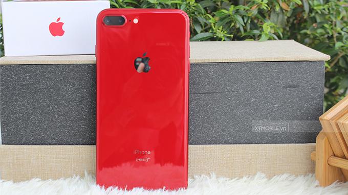 iPhone 8 Plus 64GB cũ màu đỏ có nhiều điểm nổi bật