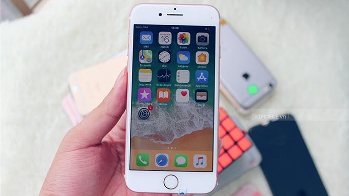 iPhone 8 Plus 256GB sử dụng tầm nền IPS LCD mới