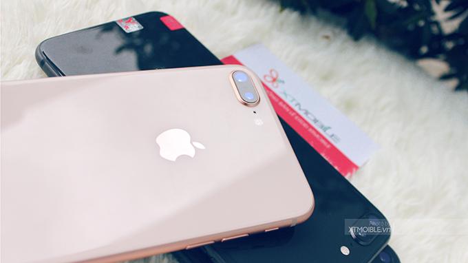 Mua iPhone 8 Plus 256GB tại XTmobile để nhận nhiều ưu đãi