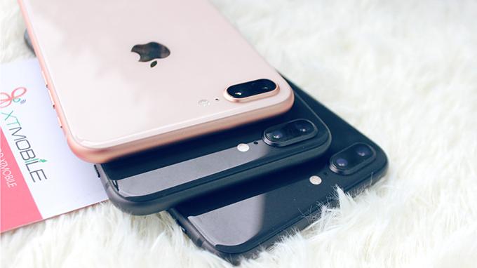 iPhone 8 Plus 256GB cũ có thể sử dụng nhiều giờ liền với cường độ cao