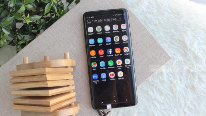 Galaxy S9 Plus 64GB cũ xách tay Mỹ là điện thoại cao cấp trong năm 2018