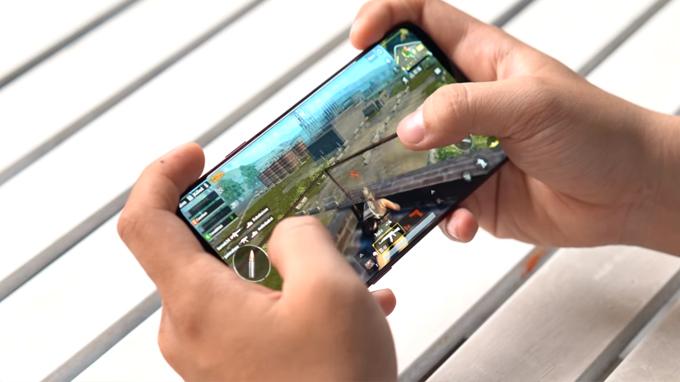 Galaxy S9 Plus chính hãng mang lại hiệu sức cực trâu